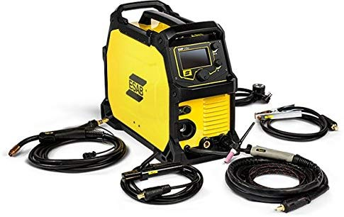 Esab Rebel Emp 215IC welder review