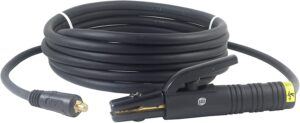 Sua Amp Welding ElectrodeHolder with 15 feet AWG cable